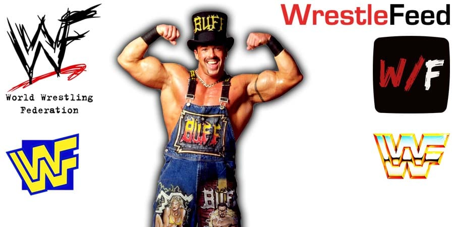 Buff Bagwell Article Pic 3 WrestleFeed App