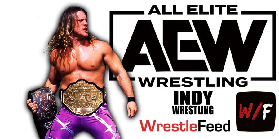 Chris Jericho AEW All Elite Wrestling Article Pic 10 WrestleFeed App