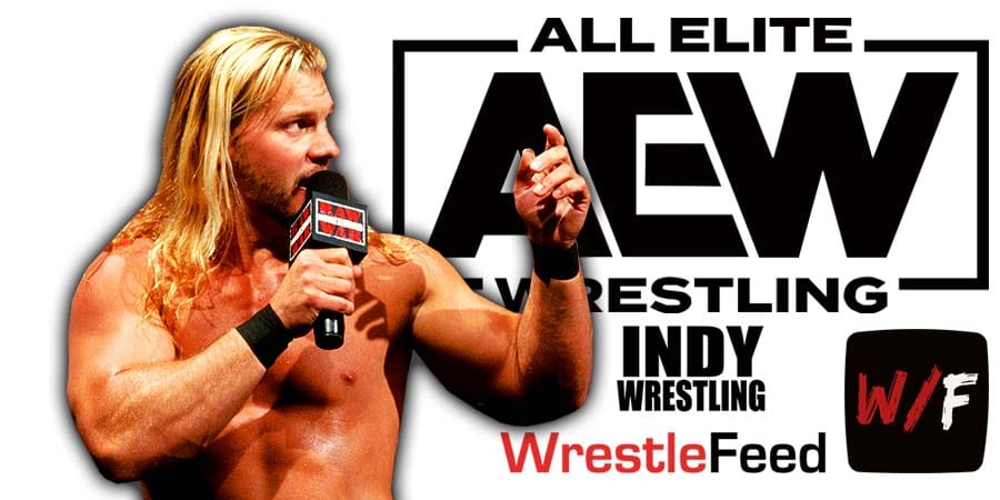Chris Jericho AEW All Elite Wrestling Article Pic 11 WrestleFeed App