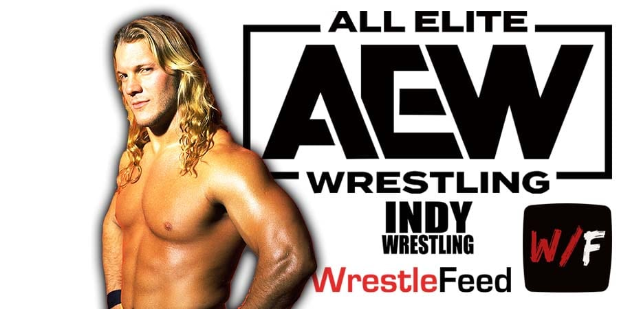 Chris Jericho AEW All Elite Wrestling Article Pic 12 WrestleFeed App