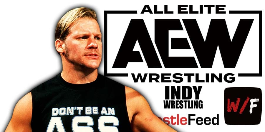 Chris Jericho AEW All Elite Wrestling Article Pic 7 WrestleFeed App