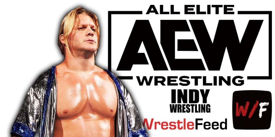 Chris Jericho AEW All Elite Wrestling Article Pic 8 WrestleFeed App