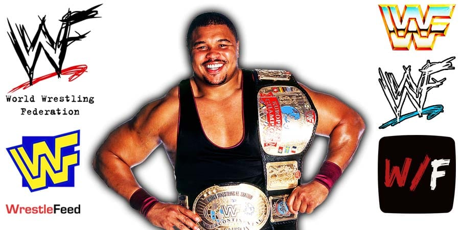 D Lo Brown WWF Article Pic 1 WrestleFeed App
