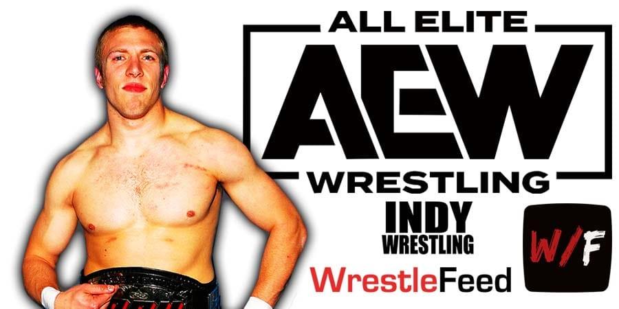 Daniel Bryan AEW Article Pic 1 WrestleFeed App