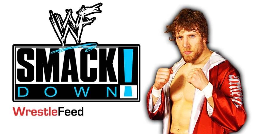 Daniel Bryan SmackDown Article Pic 4 WrestleFeed App