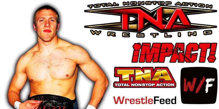 Daniel Bryan TNA Impact Wrestling Article Pic 1 WrestleFeed App