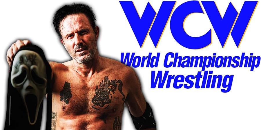 David Arquette WCW Article Pic 2
