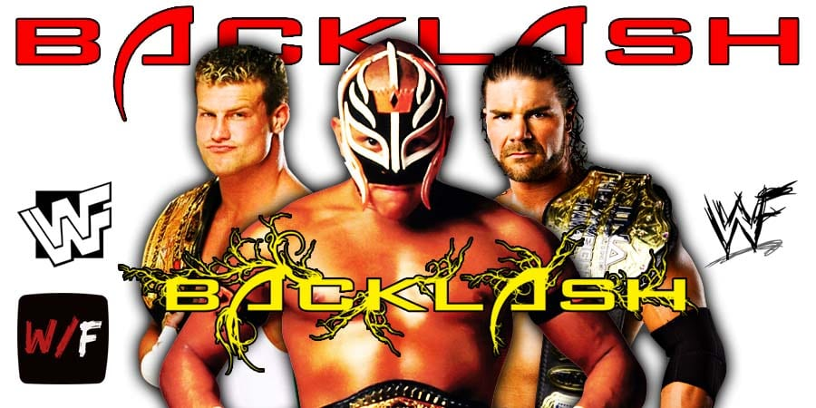 Dolph Ziggler Rey Mysterio Robert Roode WrestleMania Backlash WrestleFeed App