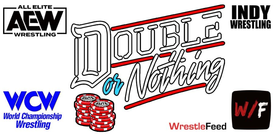 Double Or Nothing Logo Article Pic 1 WrestleFeed App