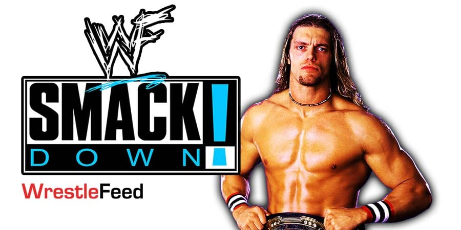 Edge SmackDown Article Pic 6 WrestleFeed App