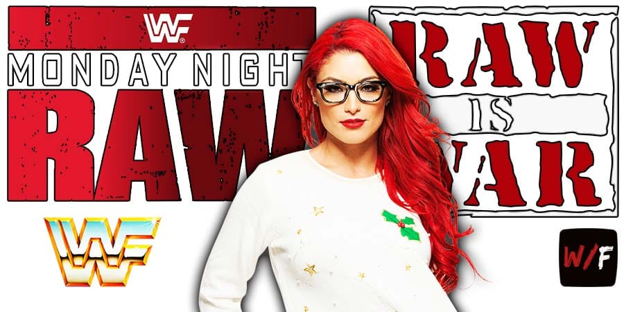 Eva Marie RAW Article Pic 2 WrestleFeed App