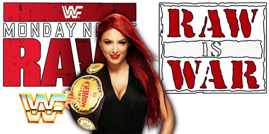 Eva Marie RAW Article Pic 3 WrestleFeed App