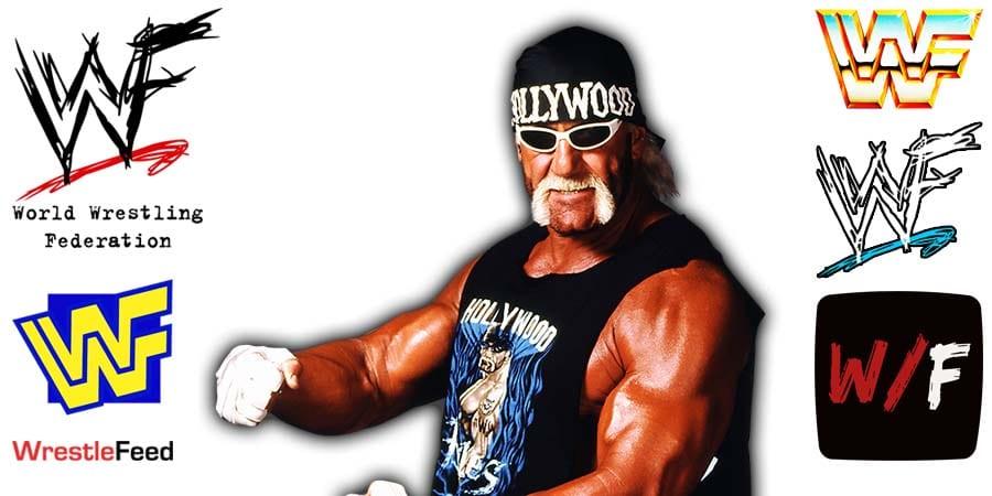 Hollywood Hulk Hogan nWo Article Pic 11 WrestleFeed App
