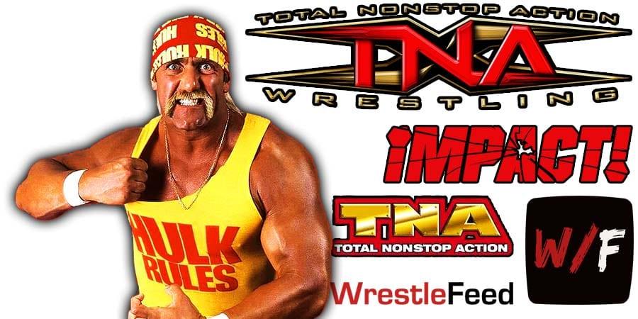 Hulk Hogan TNA Impact Wrestling Article Pic 1 WrestleFeed App
