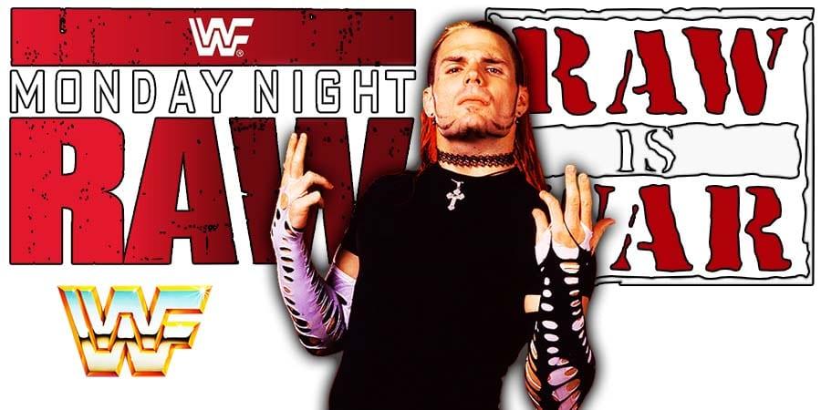 Jeff Hardy RAW Article Pic 2