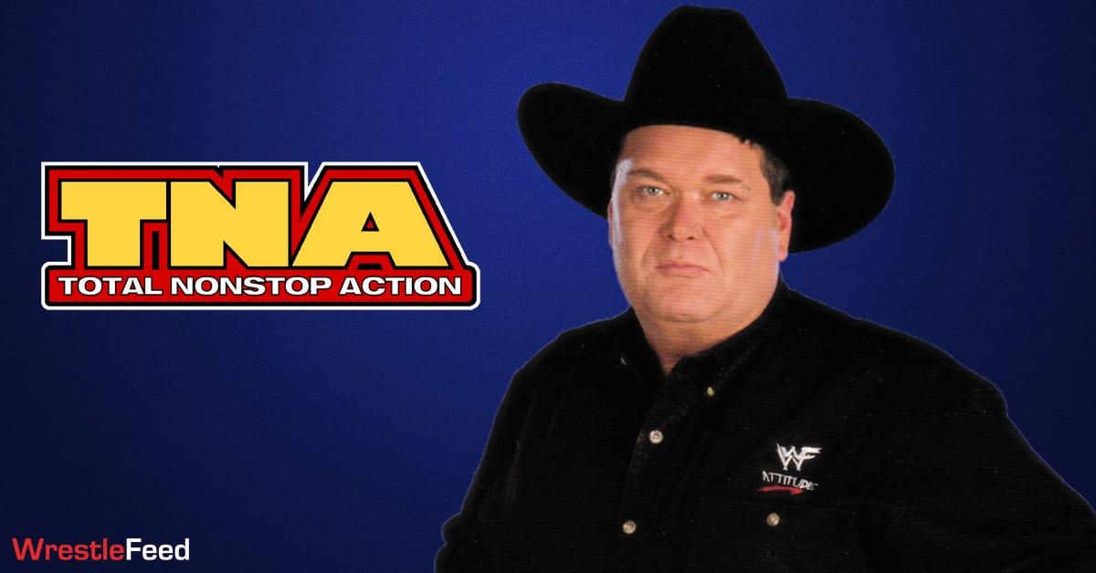 Jim Ross TNA Wrestling WrestleFeed App