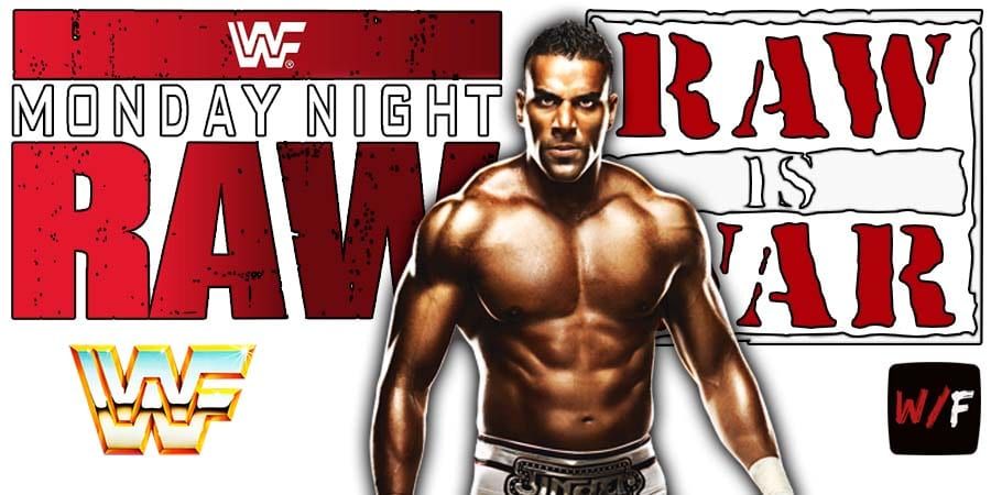 Jinder Mahal RAW Article Pic 2 WrestleFeed App