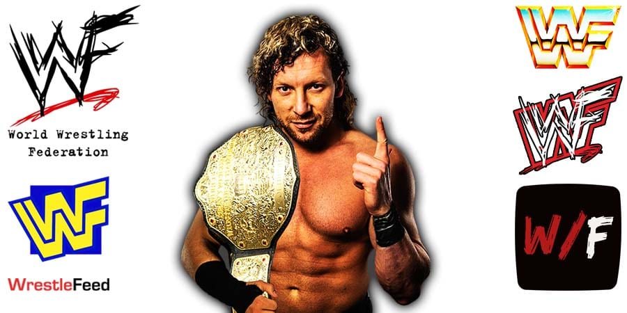 Kenny Omega Article Pic 1 WrestleFeed App