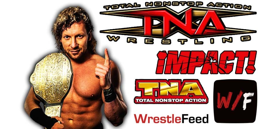 Kenny Omega TNA Impact Wrestling Article Pic 4 WrestleFeed App