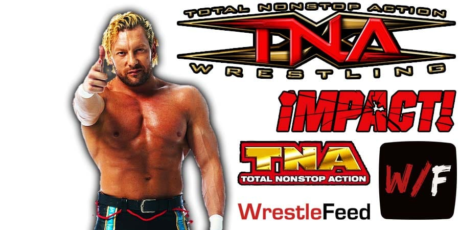 Kenny Omega TNA Impact Wrestling Article Pic 5 WrestleFeed App