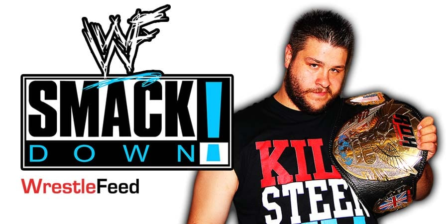 Kevin Owens SmackDown Article Pic 2 WrestleFeed App
