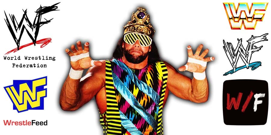 Macho Man Randy Savage Article Pic 1 WrestleFeed App