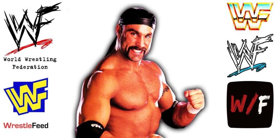 Marc Mero - Johnny B Badd Article Pic 1 WrestleFeed App