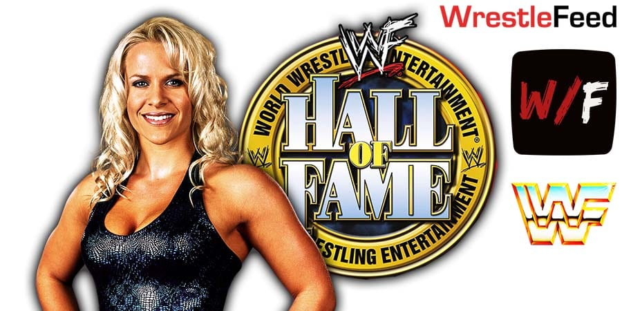Molly Holly Cried After Her WWE Hall Of Fame 2021 Speech Got Cut Short WrestleFeed App