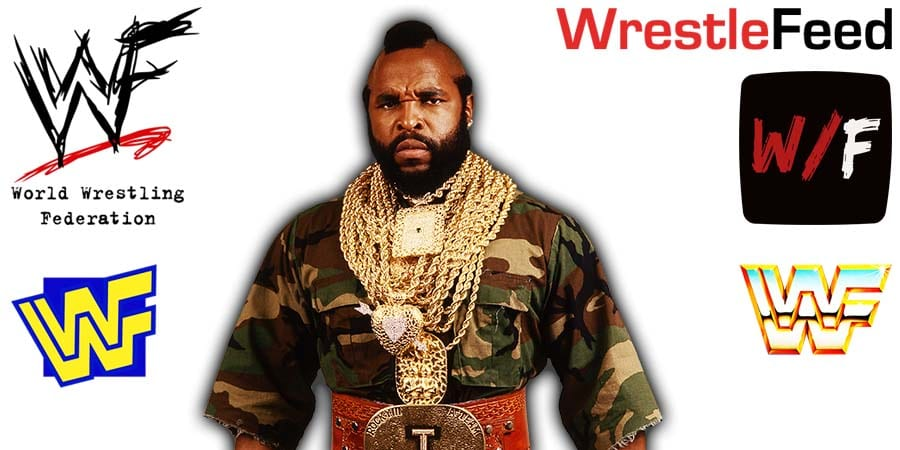 Mr T Article Pic 1 WrestleFeed App
