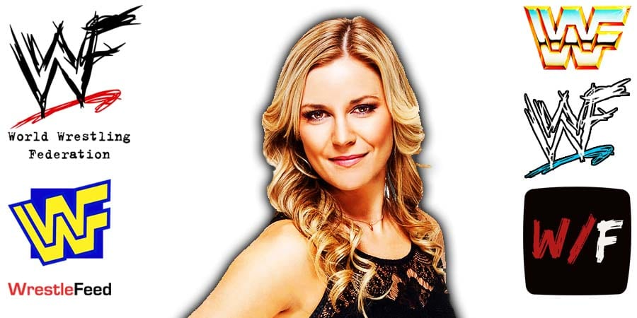 Renee Young 2013 Article Pic 6 WrestleFeed App