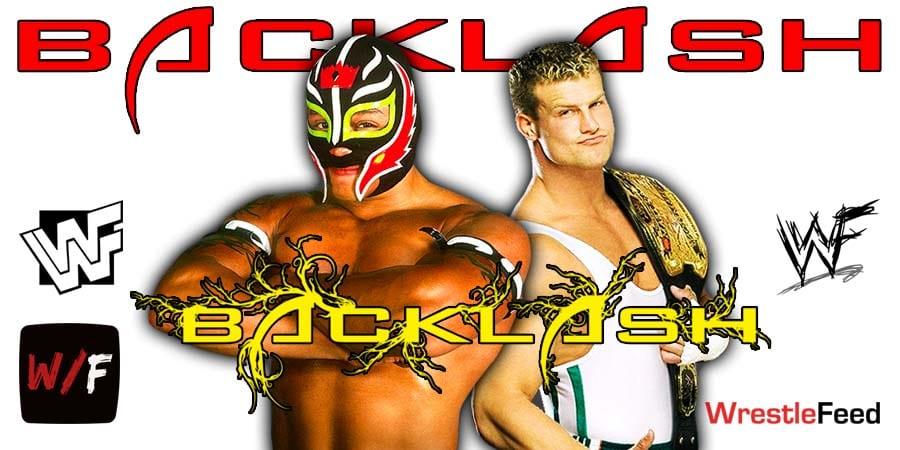 Rey Mysterio Dolph Ziggler WrestleMania Backlash WrestleFeed App