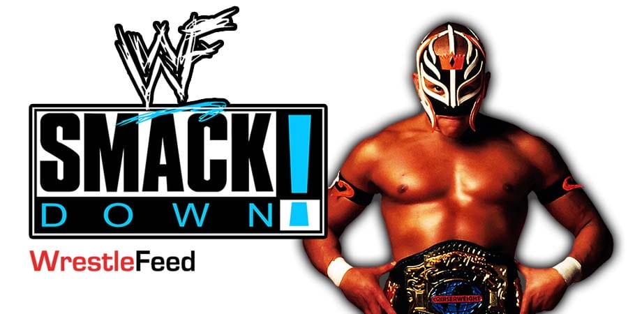 Rey Mysterio SmackDown Article Pic 5 WrestleFeed App