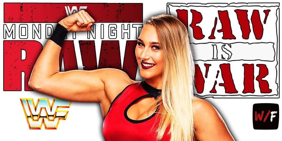 Rhea Ripley RAW Article Pic 1 WrestleFeed App