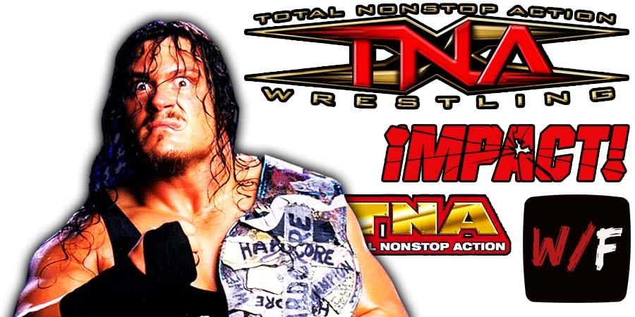 Rhyno Rhino TNA Impact Wrestling Article Pic 2 WrestleFeed App