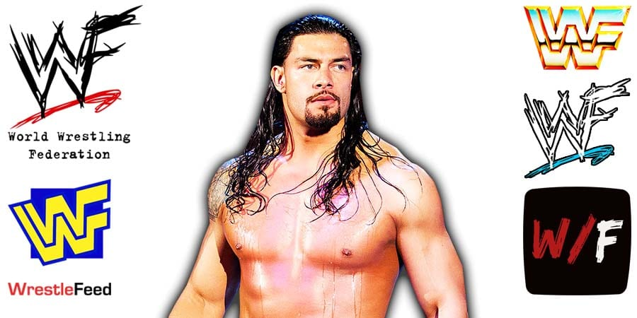 Roman Reigns Article Pic 11 WrestleFeed App