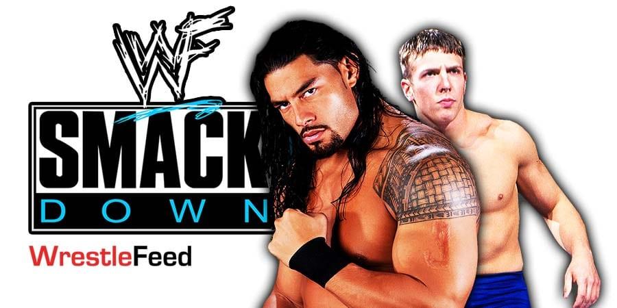 Roman Reigns ends Daniel Bryan's SmackDown career WrestleFeed App