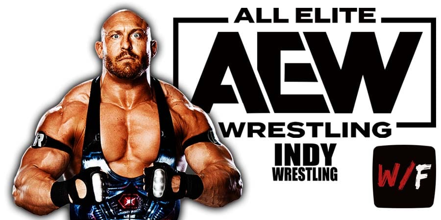 Ryback AEW All Elite Wrestling Article Pic 4 WrestleFeed App