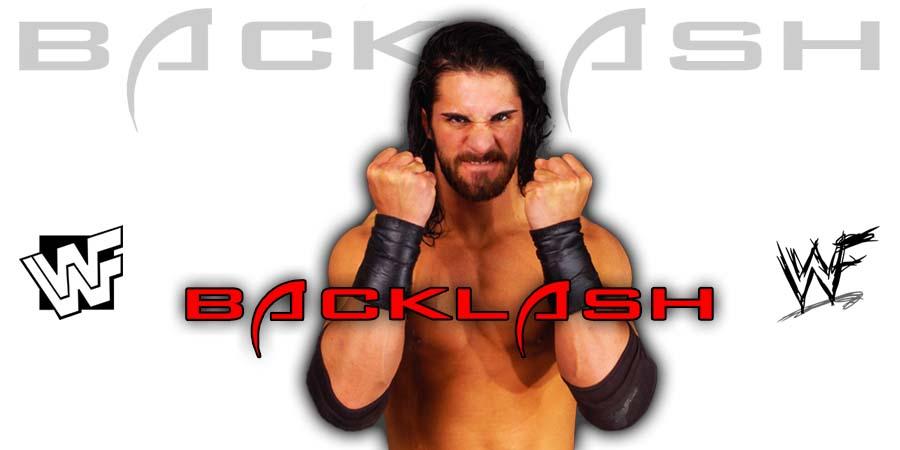 Seth Rollins WrestleMania Backlash WrestleFeed App