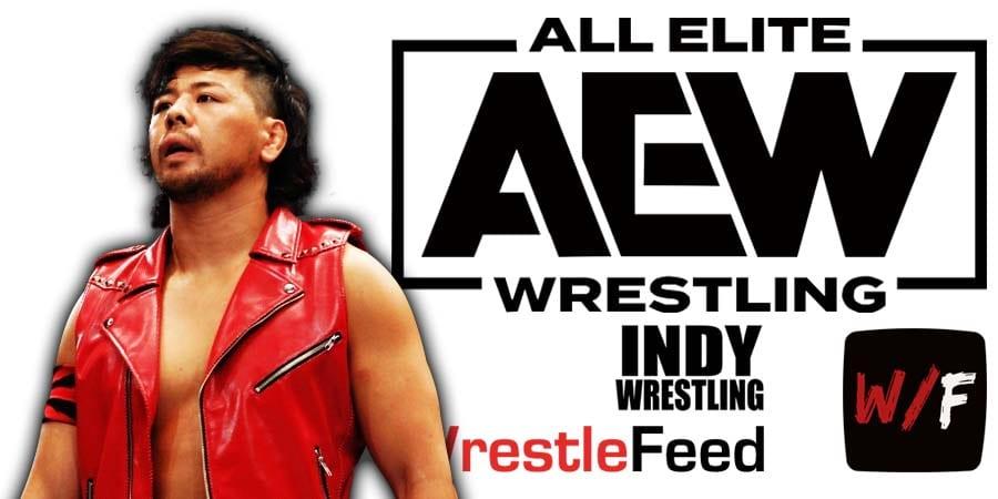 Shinsuke Nakamura AEW Article Pic 1 WrestleFeed App