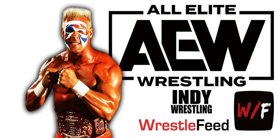 Sting AEW All Elite Wrestling Article Pic 20 WrestleFeed App