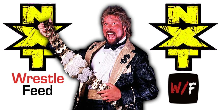 Ted DiBiase The Million Dollar Man NXT Article Pic 2 WrestleFeed App