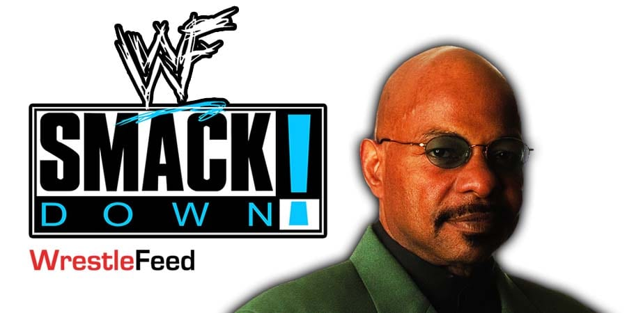 Teddy Long - Theodore R Long SmackDown Article Pic 2 WrestleFeed App