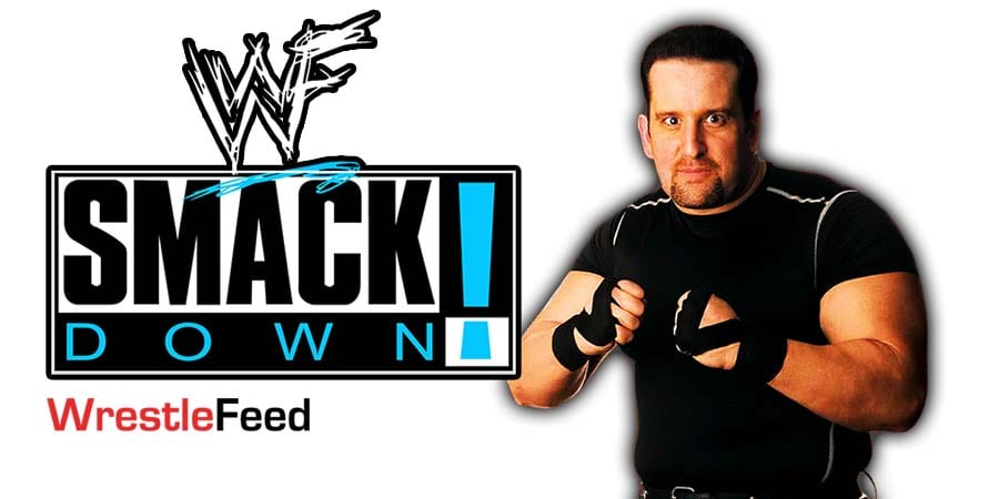 Tommy Dreamer SmackDown Article Pic 1 WrestleFeed App