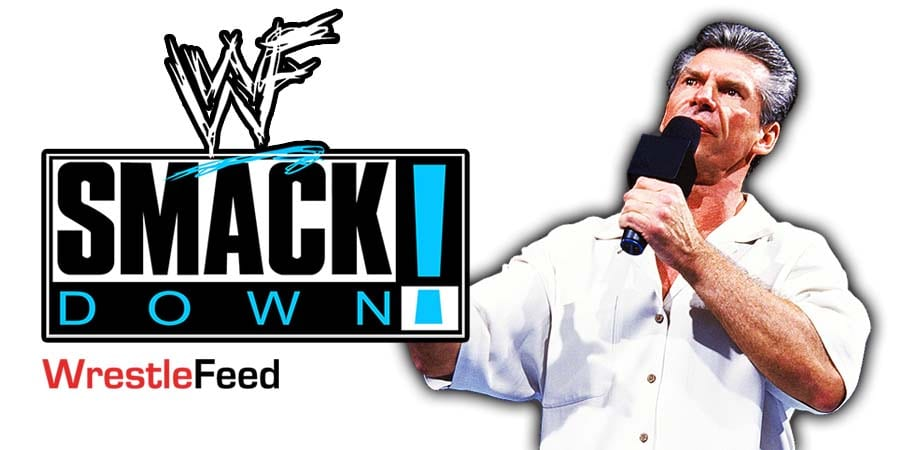 Vince McMahon SmackDown Article Pic 3 WrestleFeed App