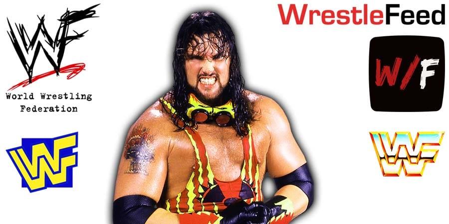 Adam Bomb - Bryan Clark - Wrath WWF Article Pic 2 WrestleFeed App