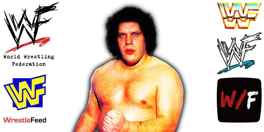 Andre The Giant Article Pic 1 WrestleFeed App