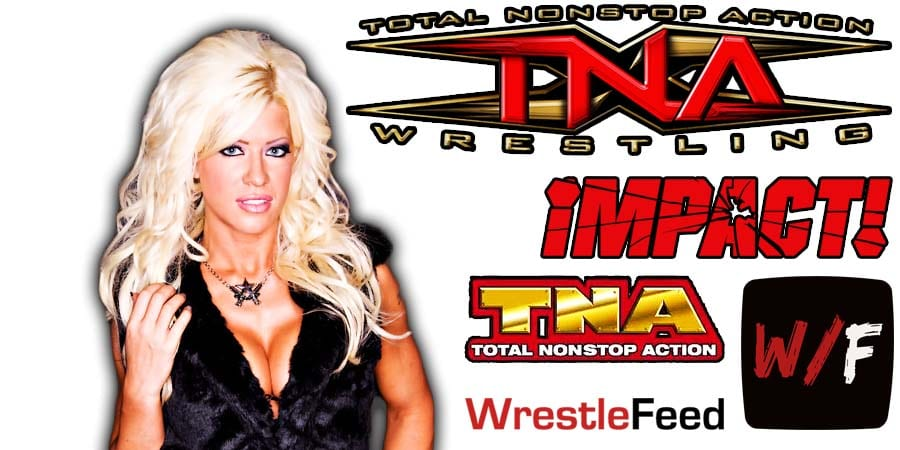 Angelina Love TNA Impact Wrestling Article Pic 1 WrestleFeed App