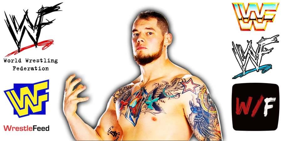 Baron Corbin Article Pic 2 WrestleFeed App