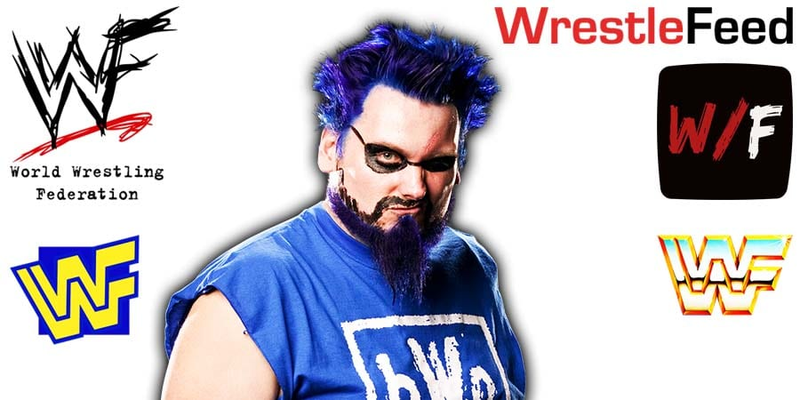 Blue Meanie bWo ECW Article Pic 1 WrestleFeed App