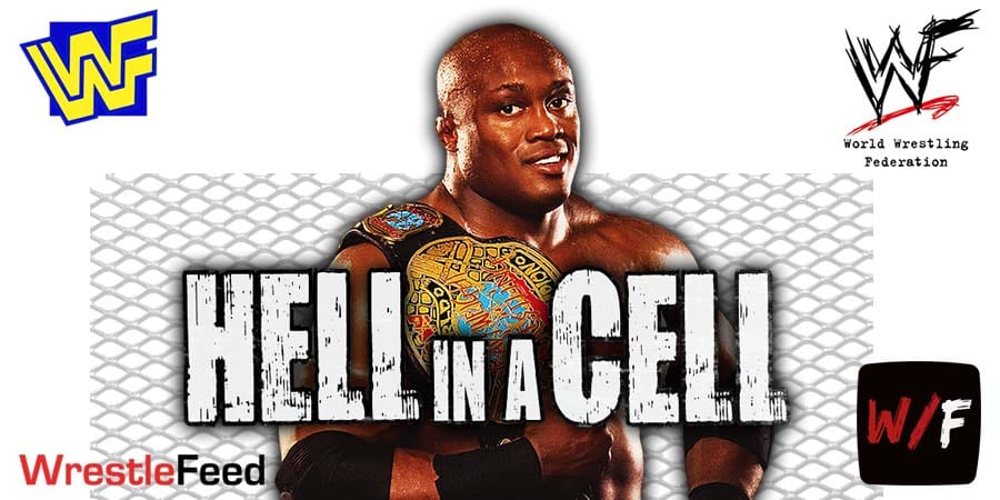 Bobby Lashley Hell In A Cell 2021 WrestleFeed App